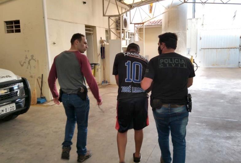 POLÍCIA CIVIL PRENDE HOMEM EM FLAGRANTE POR TENTATIVA DE ESTUPRO EM AVARÉ
