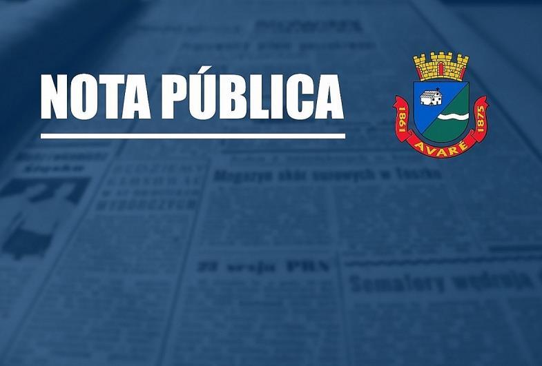 Prefeitura de Avaré anuncia abertura de academias, bares e restaurantes a partir de amanhã