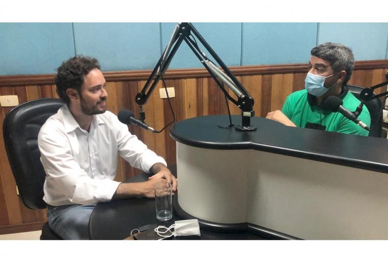 Eder Miano diz que trocará todo secretariado em Taquarituba