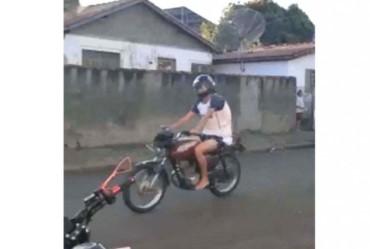 Operação Saturação detém dois motoqueiros em Fartura