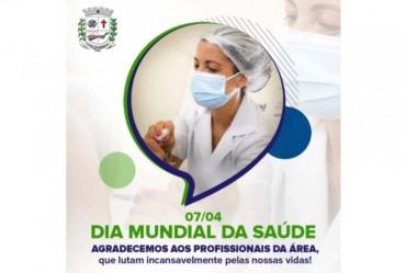 Dia Mundial da Saúde: Fartura presta homenagens aos profissionais da área