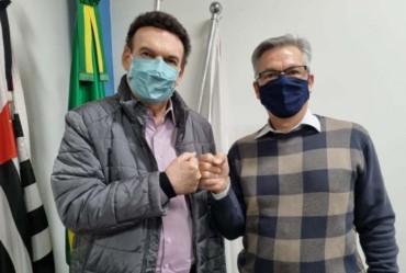 Isnar participa de reunião com o deputado Campos Machado em São Paulo