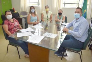 Prefeitura de Fartura formaliza parcerias com Terceiro Setor