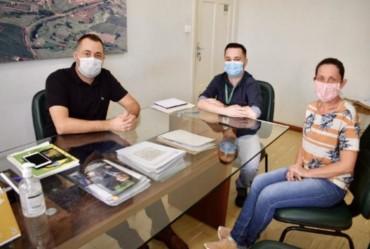 Renan Oliveira é o novo Coordenador de Saúde de Fartura