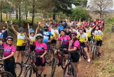 1º Passeio Ciclístico da Padroeira leva cerca de 200 pessoas a uma jornada de emoções sobre duas rodas