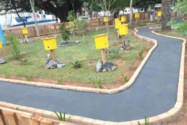 Projeto Jardim de Mel de Itaporanga está em fase final