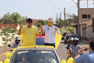 Zé Ramiro supera atual prefeito com sobras e é eleito em Itaí