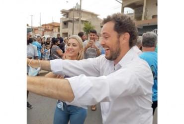 Eder Miano vence é eleito com mais de 50% dos votos em Taquarituba