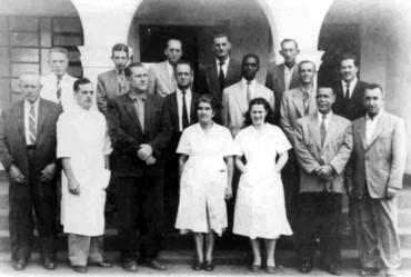 POSTO DE SAÚDE DE FARTURA   1950