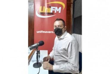 Luciano Filé destaca ações dos primeiros dias de gestão