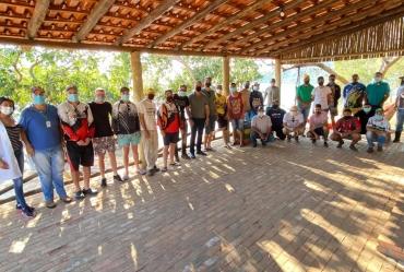 Timburi promove a 13º edição da limpeza do Rio Paranapanema