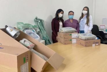 Prefeitura de Itaporanga compra equipamentos para Fisioterapia