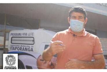 Prefeitura de Itaporanga recupera dois veículos