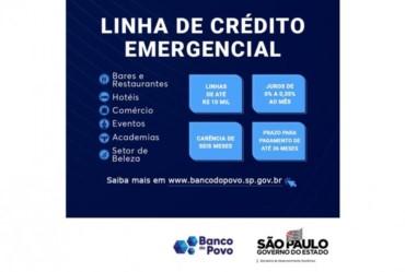 Plano estadual disponibiliza apoio econômico a setores mais afetados na pandemia