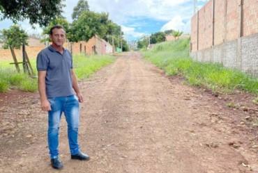 Obras de infraestrutura vão contemplar bairros de Sarutaiá