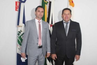 Prefeito Zé Ramiro é empossado para seu primeiro mandato em Itaí