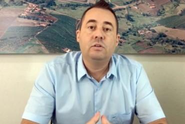Prefeito de Fartura faz live para explicar novas medidas de combate à pandemia no município