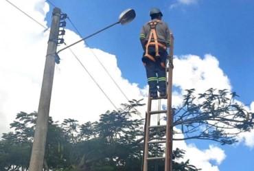 Prefeitura de Sarutaiá investe na qualidade da iluminação