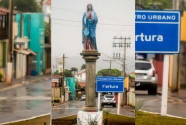 Dia da Padroeira Nossa Senhora das Dores é marcado pela inauguração de monumento na entrada de Fartura