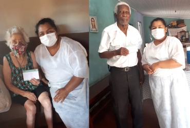 Idosos de 85 a 89 anos serão vacinados a partir do dia 15 de fevereiro em Itaí