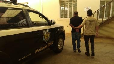 Polícia Civil recaptura foragido condenado por roubo e estupro de 11 mulheres
