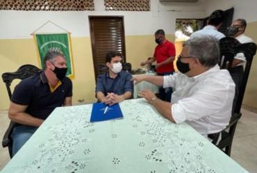 Deputado Vinícius Camarinha destinará R$ 250 mil para Timburi