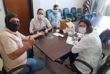 Servidores municipais testam negativo para covid-19 em Fartura