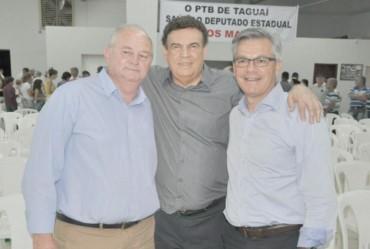 Jair Carniato é mais uma vítima da covid-19 em Taguaí