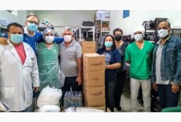 Santa Casa de Fartura agradece doações da live de Hugo e Tiago