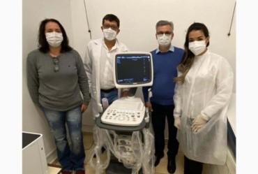Prefeitura de Sarutaiá adquire novo aparelho de ultrassonografia