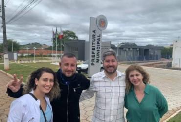 Deputado Fernando Cury apoia Betinho e Miltes
