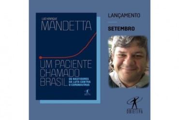 Avareense escreve livro sobre período que Mandetta foi ministro