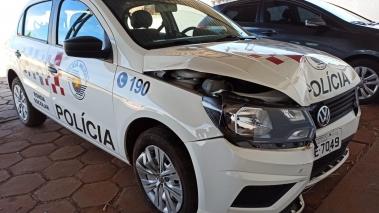Polícia Militar de Fartura está com viaturas sem condição de uso