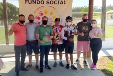 São premiados participantes do Desafio Virtual de Montain Bike