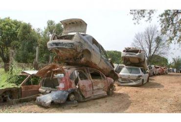 Veículo de Itaporanga é encontrado em investigação contra golpe em seguradoras
