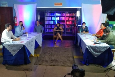 FIT promove Live com prefeitos eleitos de Fartura e Taquarituba