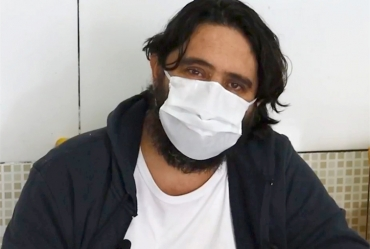 Emocionado, médico e vereador de Taquarituba Dr. Ricardo Almeida diz estar curado do novo coronavíru