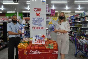 Supermercado São Francisco sorteia brindes em seu aniversário