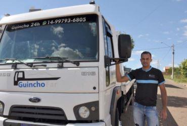 GuinchoFar comemora 1 ano de serviços em Fartura