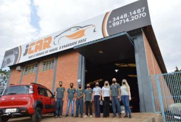 JCAR Mecânica Multimarcas é inaugurada em Avaré