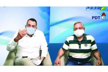 Filé e Pedro da Maxi lançam Live Fartura Pode Mais