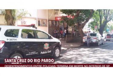 POLICIAL CIVIL MATA COMPANHEIRO DE TRABALHO COM TIRO NA CABEÇA