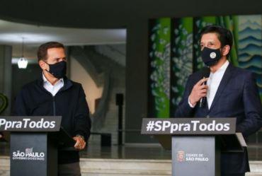 Governo de São Paulo promove novo 'Dia V' de vacinação neste sábado (16)