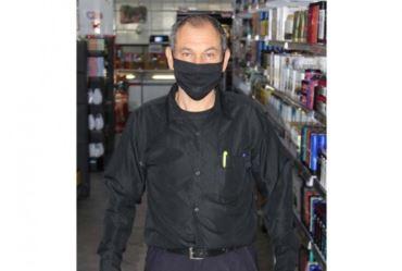 Marcos Carvalho é o novo gerente do  Supermercado São Francisco de Fartura