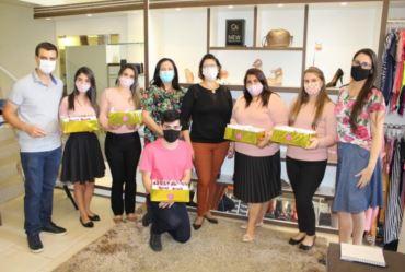 Casual Modas de Fartura realiza ação na área da Saúde