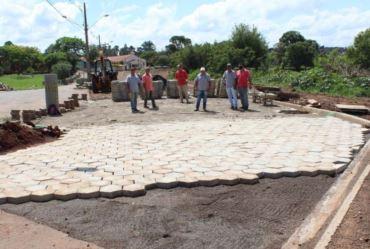 Prefeitura de Fartura dá continuidade em recape de ruas