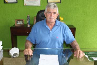 Ex-prefeito Tinho Bortotti sofre acidente de moto
