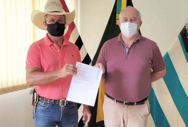 Izaias Tenca devolve mais de  R$ 250 mil ao município de Taguaí