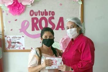 Taguaí promove atividades voltadas à mulher neste mês