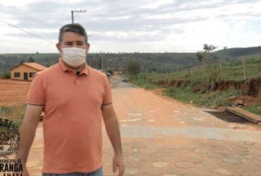 Prefeitura de Itaporanga realiza lajotamento na Vila São Pedro